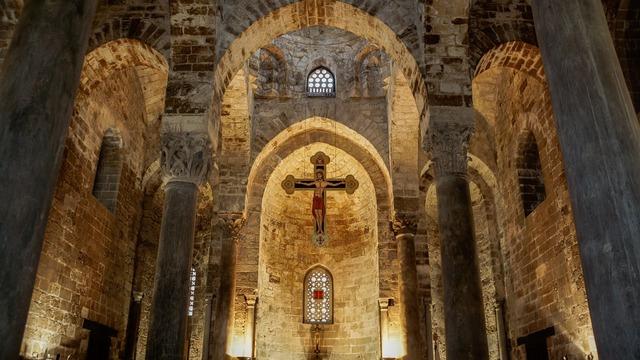 Church interior religion, religion.