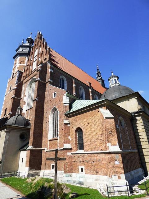 Church kazimierz kraków, religion.