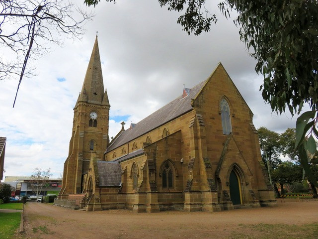 Church maitland anglican, religion.