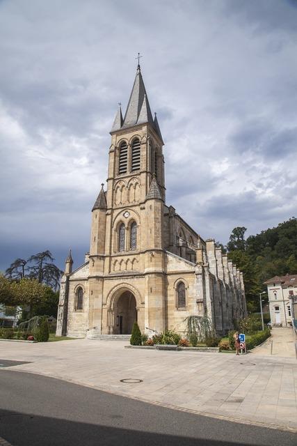 Church monument architecture, religion.