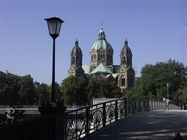 Church munich hl, religion.