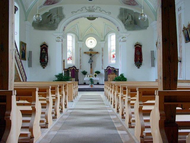 Church nave jesus, religion.
