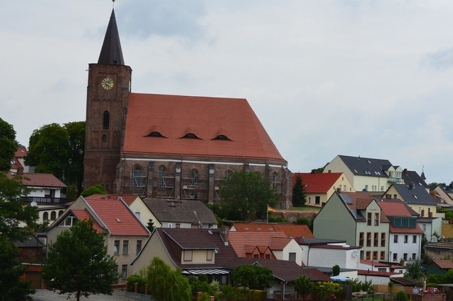 Church nikolai church fürstenberg, religion.