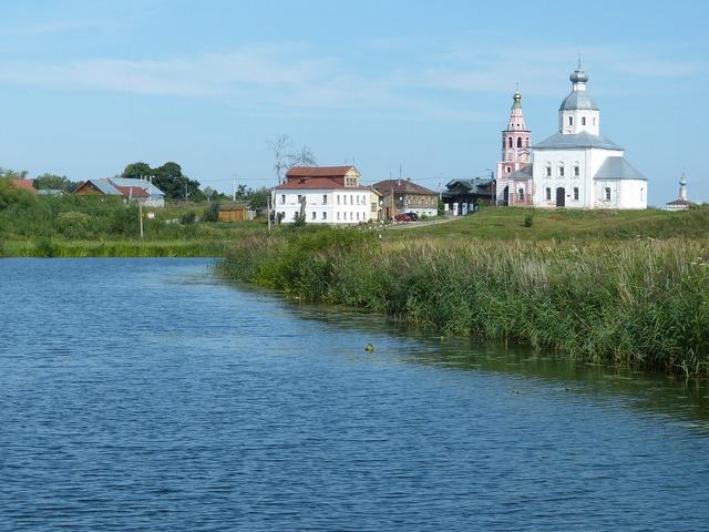 Church russia suzdal, religion.