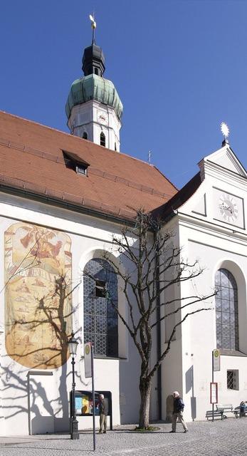 Church saint jakob dachau, religion.