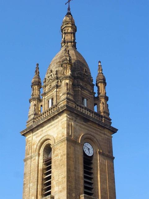 Church santo domingo berango, religion.