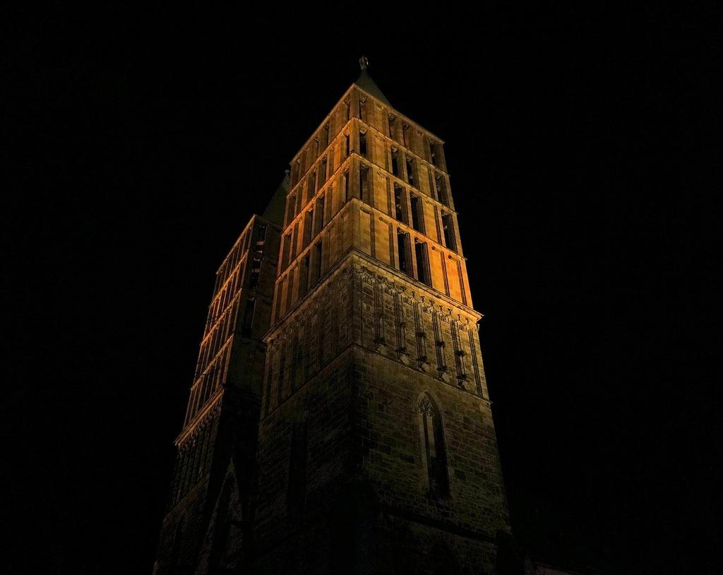Church tower kassel, religion.