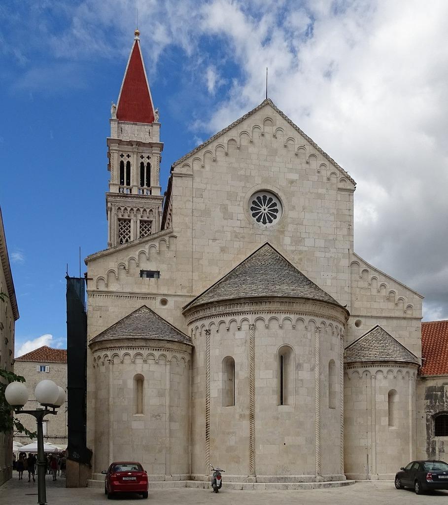 Church trogir croatia, religion.