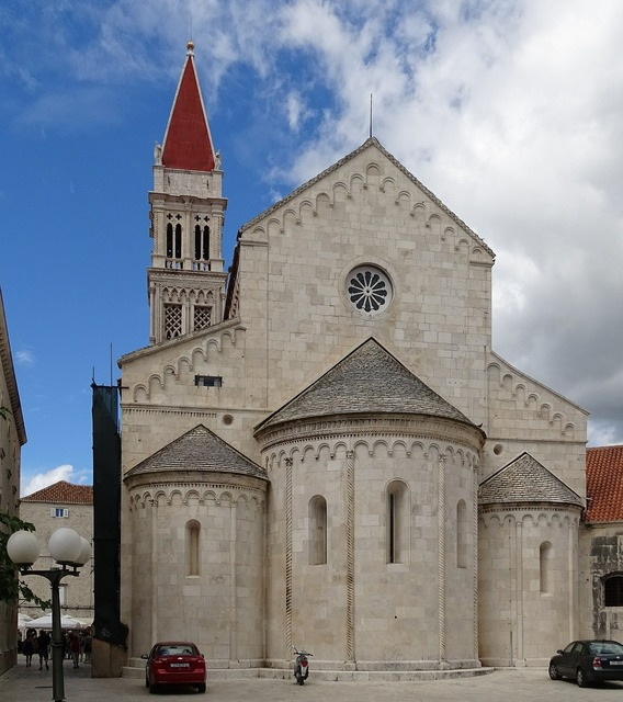 Church trogir croatia, religion.
