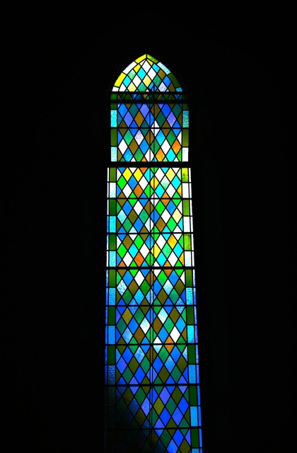 Church window stained glass, religion.