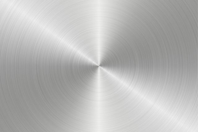 Circular plates metal, backgrounds textures.