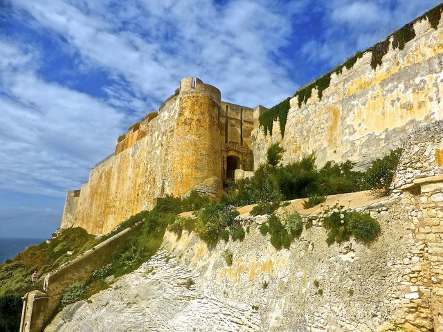 Citadel fort fortification.