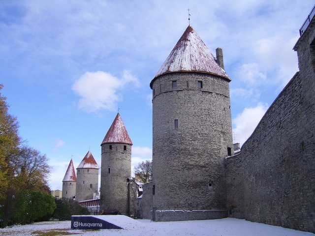 City wall castle building, architecture buildings.