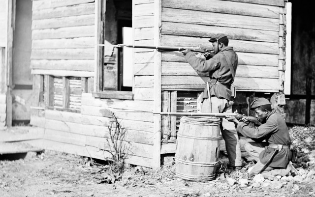 Civil war virginia 1864.