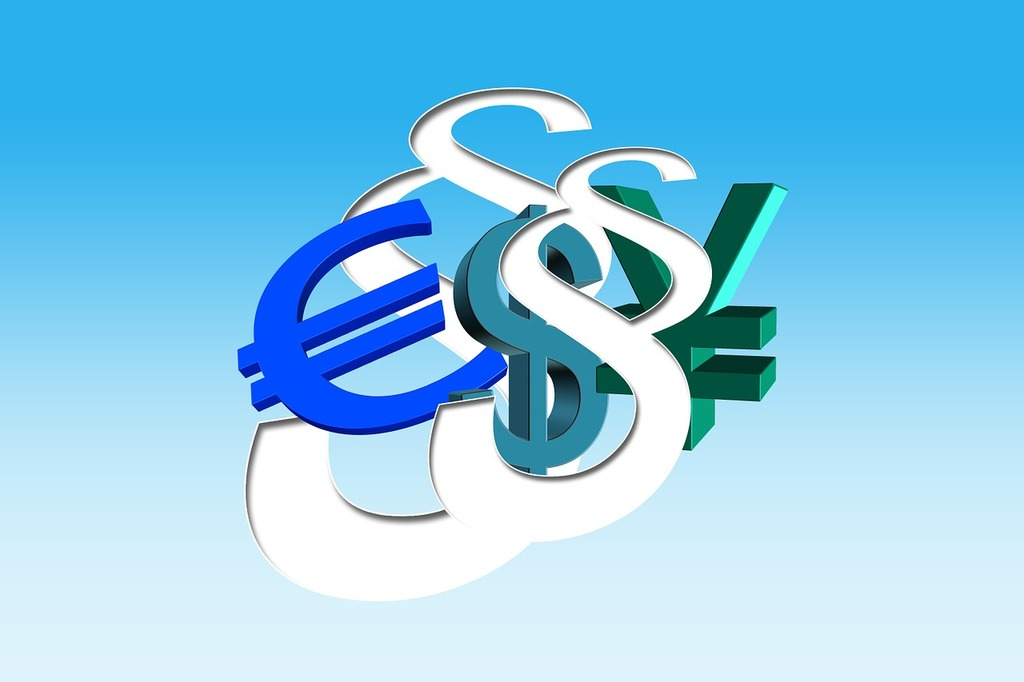 Clause euro dollar, business finance.