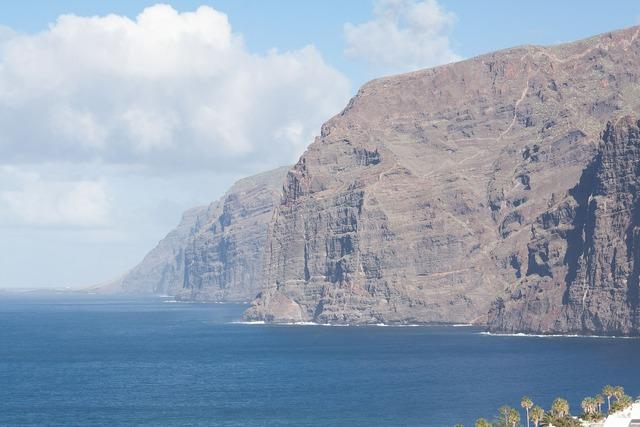 Cliffs cliff los gigantes.