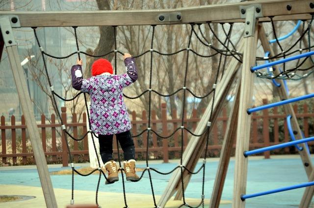 Climb climbing child, people.