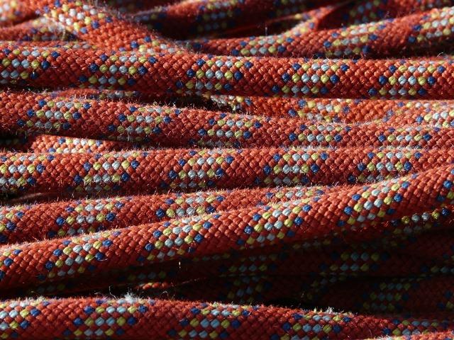 Climbing rope rope climb.