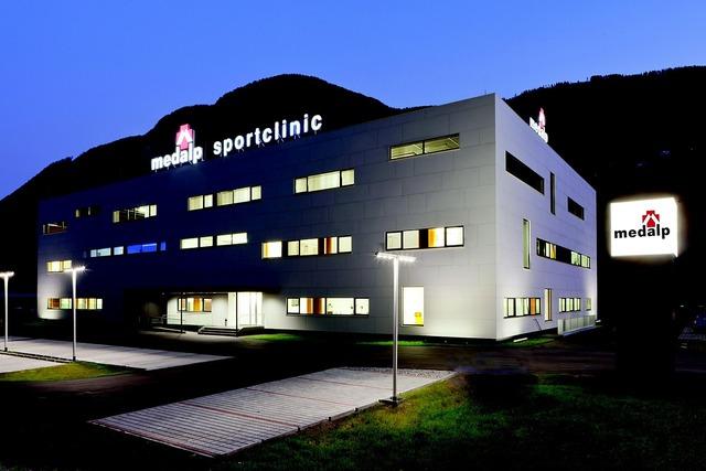 Clinic medalp building, architecture buildings.