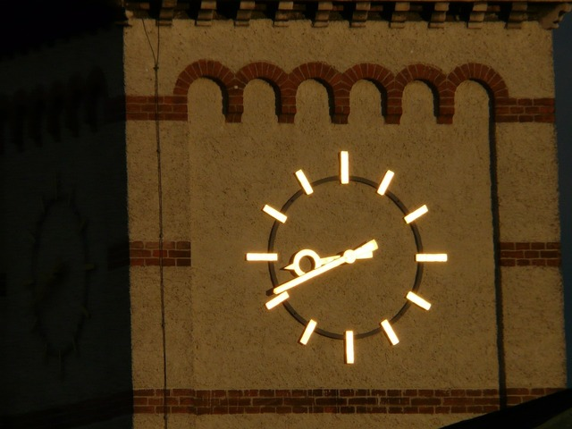 Clock clock tower time.