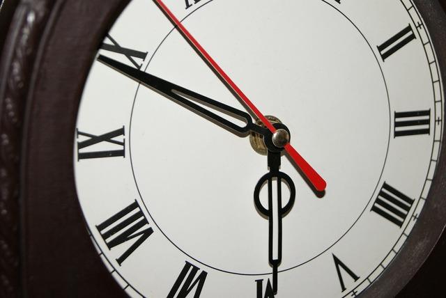 Clock watch time, business finance.