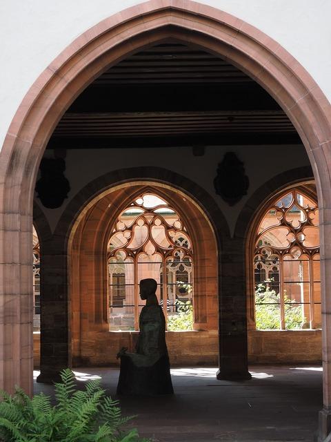 Cloister basel cathedral münster, religion.