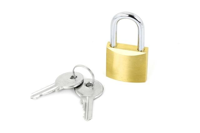 Close isolated key.