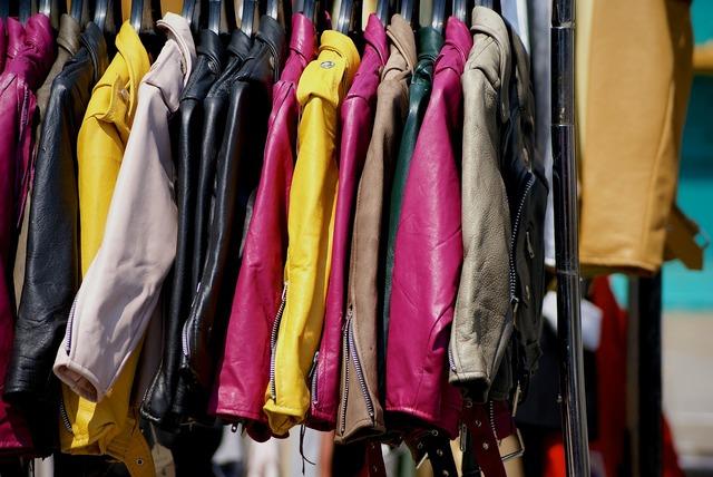 Clothing jackets vintage, beauty fashion.