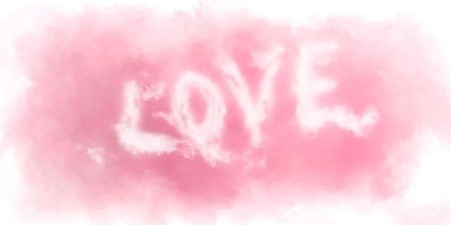 Clouds love romance, emotions.
