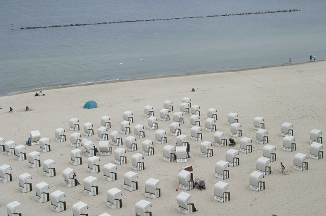 Clubs rügen island north sea, travel vacation.