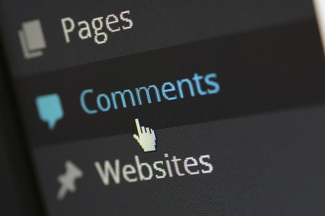 Cms wordpress content management system, computer communication.