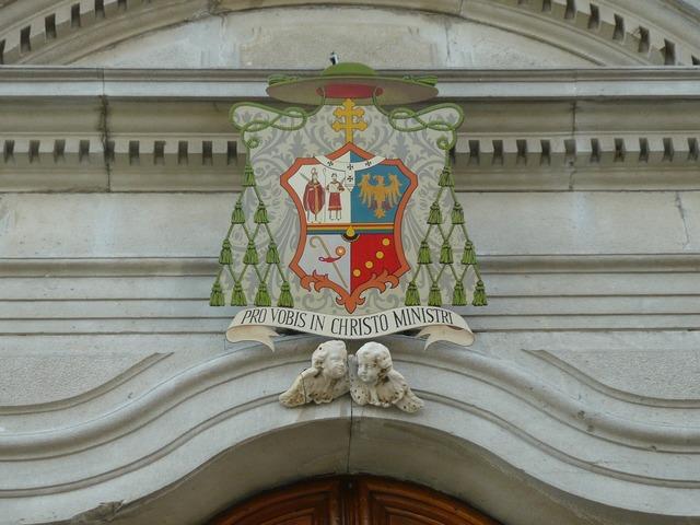 Coat of arms italian artegna.