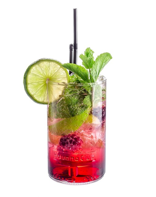 Cocktail mojito drink, food drink.