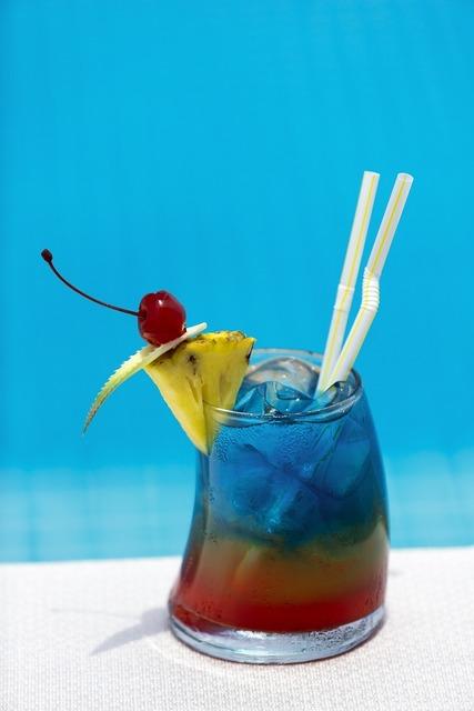 Cocktail tropical beverage, food drink.