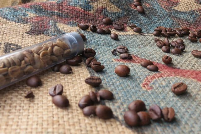 Coffee coffee beans green coffee.