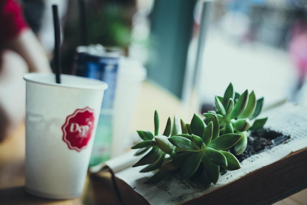 Coffee creative cup, food drink.