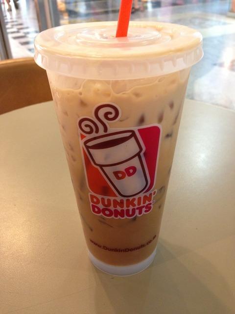 Coffee thailand ice coffee.