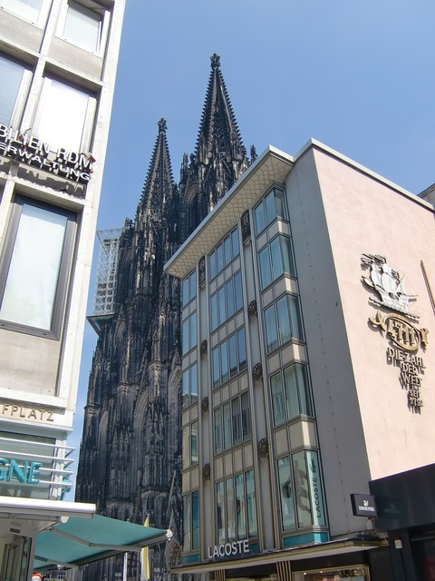Cologne architecture cologne cathedral, architecture buildings.