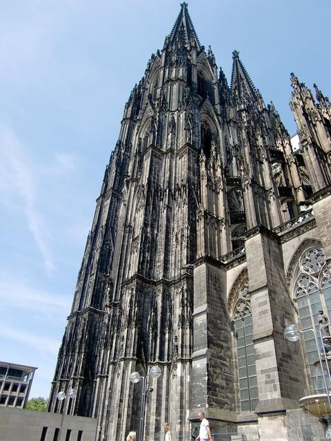 Cologne architecture cologne cathedral, architecture buildings.
