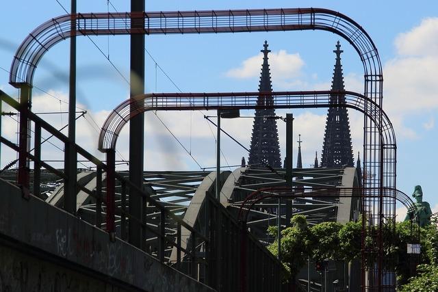 Cologne cathedral cologne train, architecture buildings.
