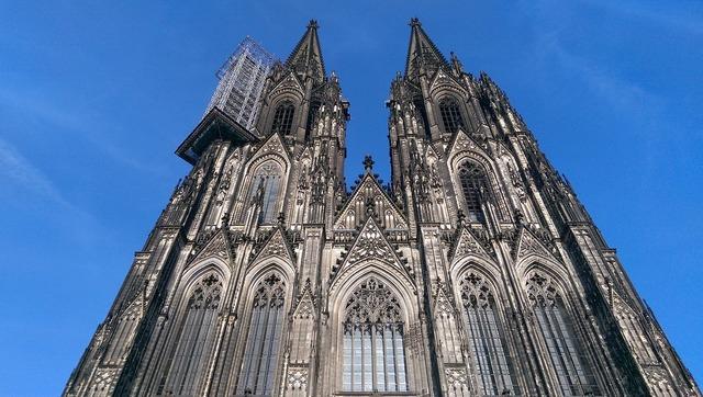 Cologne dom building, architecture buildings.
