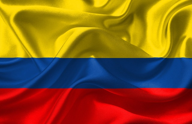 Colombia flag colombian flag.