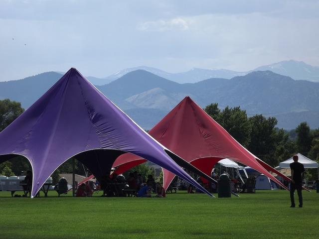 Colorado 4th of july summer.