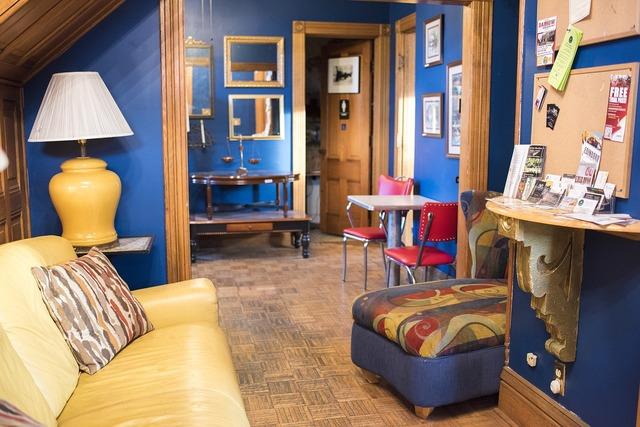 Colorful interior furniture, architecture buildings.