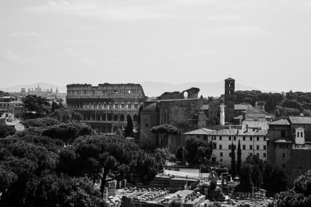 Colosseum coliseum rome, architecture buildings.
