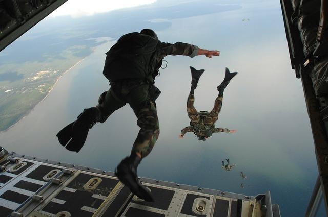 Combat diver special forces sonderkommando.