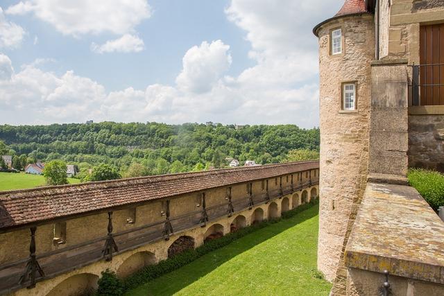 Comburg schwäbisch hall monastery.