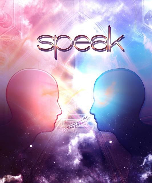 Communicate speak two.