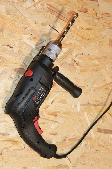Compact drill drilling, science technology.