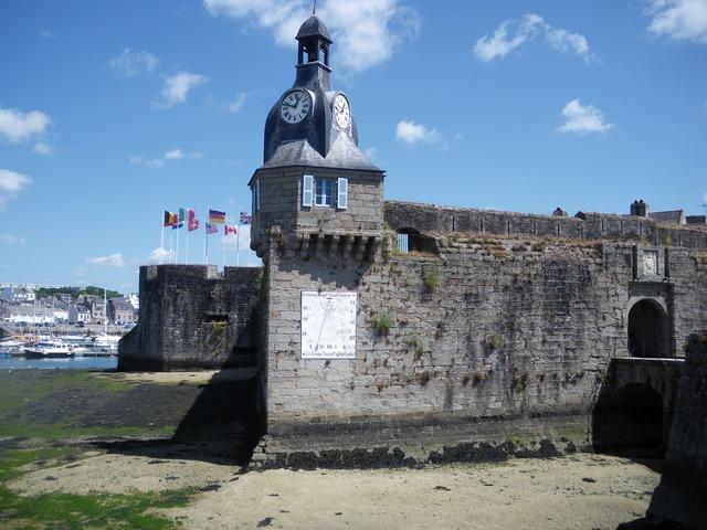Concarneau france architecture, architecture buildings.